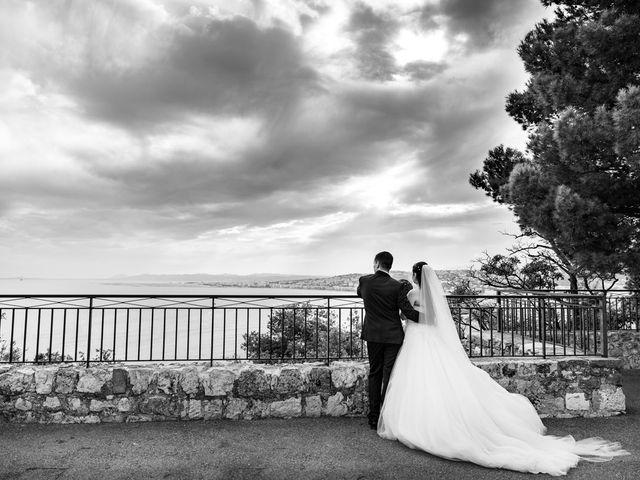 Le mariage de Pascal et Alexandra à Saint-Martin-du-Var, Alpes-Maritimes 29