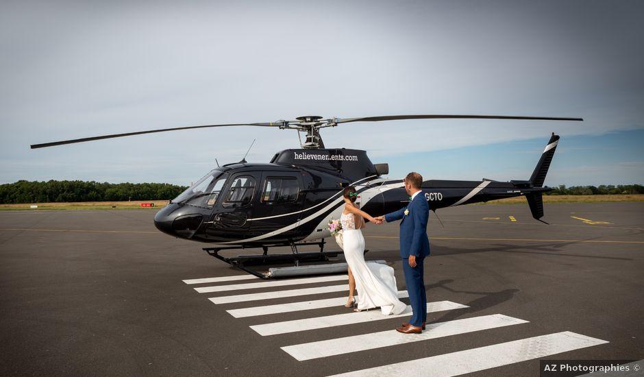 Le mariage de Laurent et Angelique à Deauville, Calvados