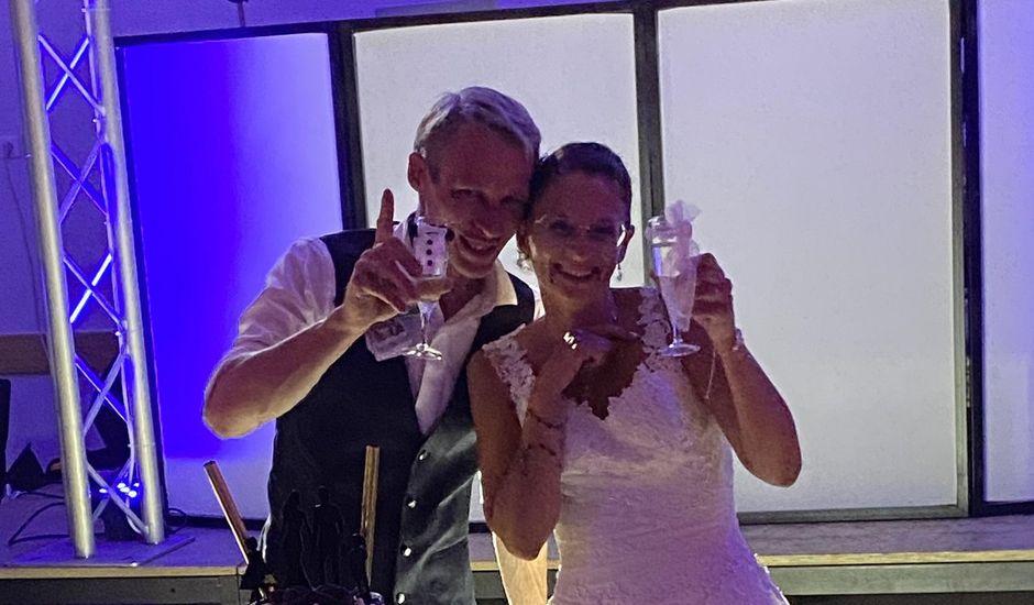 Le mariage de Vincent et Sandrine à Argenton-sur-Creuse, Indre