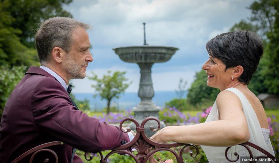 Le mariage de Régis et Alexandra à Lormes, Nièvre