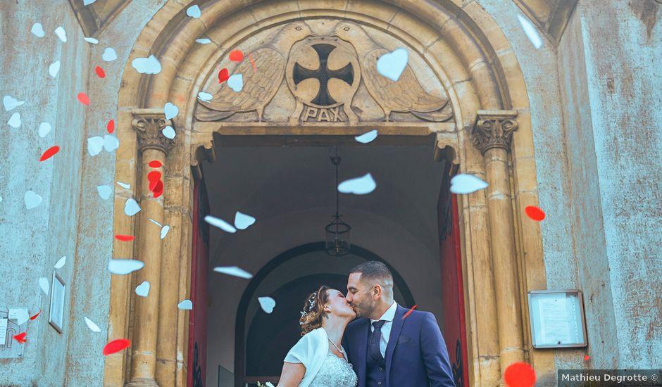 Le mariage de Forian et Laura à Serémange-Erzange, Moselle