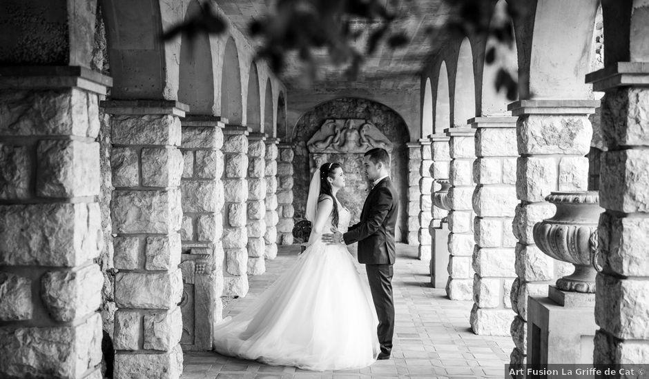 Le mariage de Pascal et Alexandra à Saint-Martin-du-Var, Alpes-Maritimes