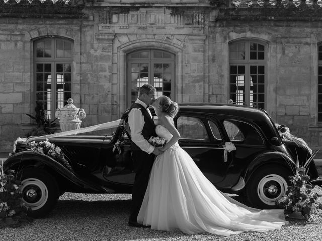 Le mariage de Elodie et Laurent