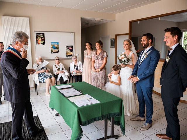 Le mariage de Nicolas et Laurie à Nercillac, Charente 22