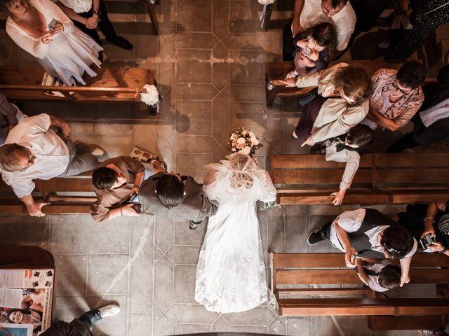 Le mariage de Nicolas et Laurie à Nercillac, Charente 1
