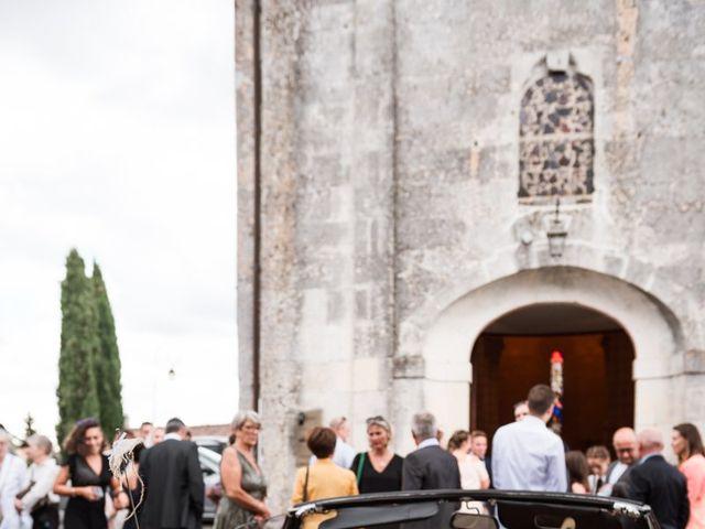 Le mariage de Nicolas et Laurie à Nercillac, Charente 28