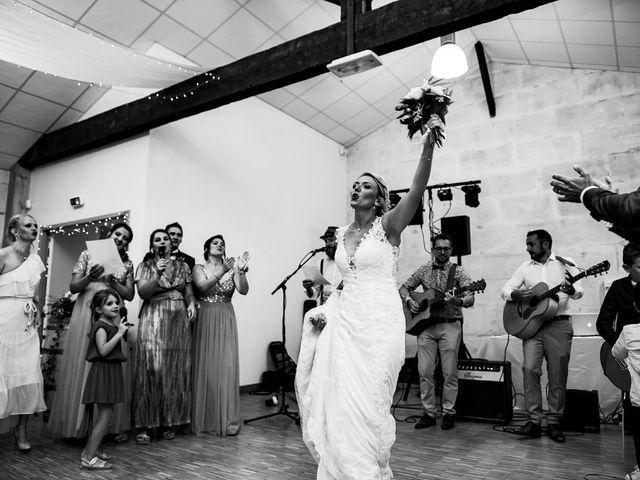 Le mariage de Nicolas et Laurie à Nercillac, Charente 44