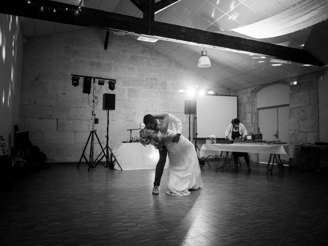 Le mariage de Nicolas et Laurie à Nercillac, Charente 49