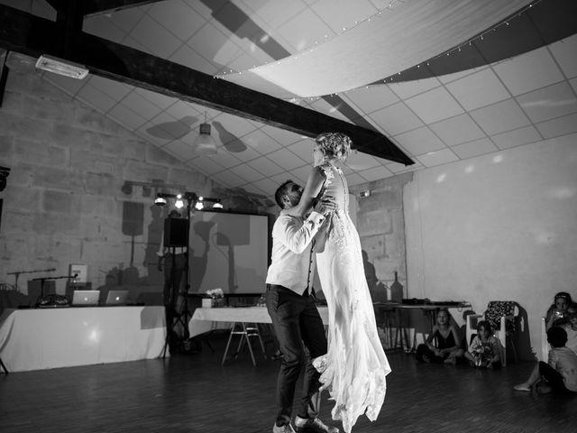 Le mariage de Nicolas et Laurie à Nercillac, Charente 50