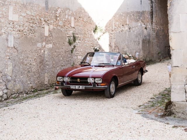Le mariage de Nicolas et Laurie à Nercillac, Charente 52