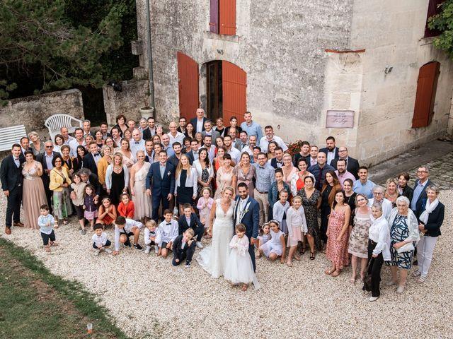 Le mariage de Nicolas et Laurie à Nercillac, Charente 54
