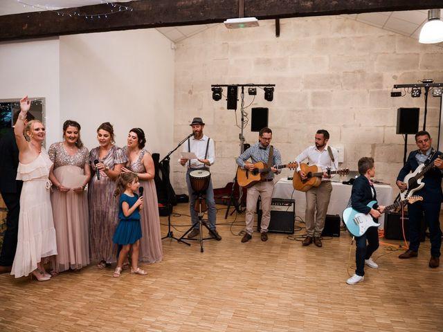 Le mariage de Nicolas et Laurie à Nercillac, Charente 55