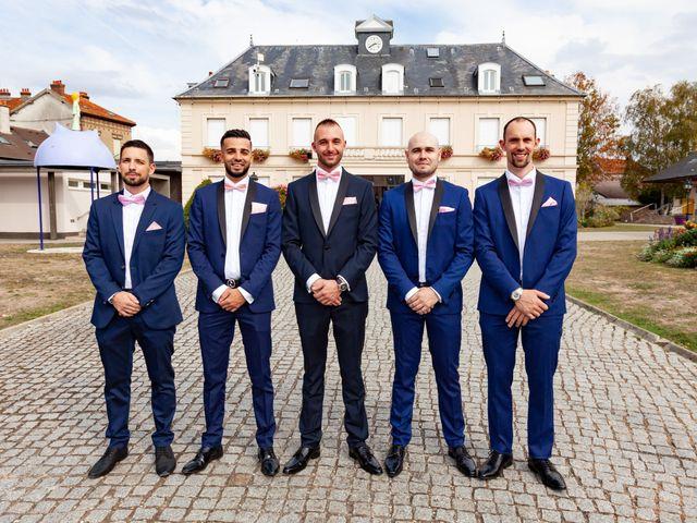 Le mariage de Texeira et Cléa à Gretz-Armainvilliers, Seine-et-Marne 15