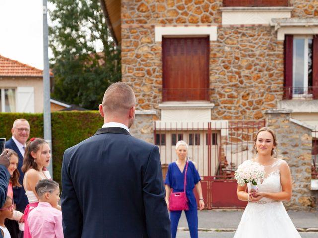 Le mariage de Texeira et Cléa à Gretz-Armainvilliers, Seine-et-Marne 16