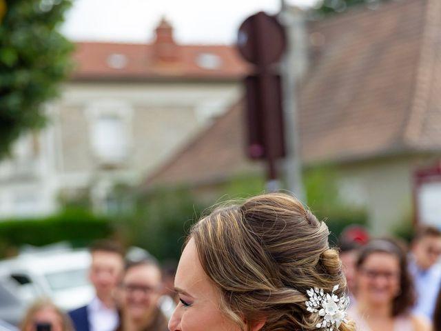 Le mariage de Texeira et Cléa à Gretz-Armainvilliers, Seine-et-Marne 17