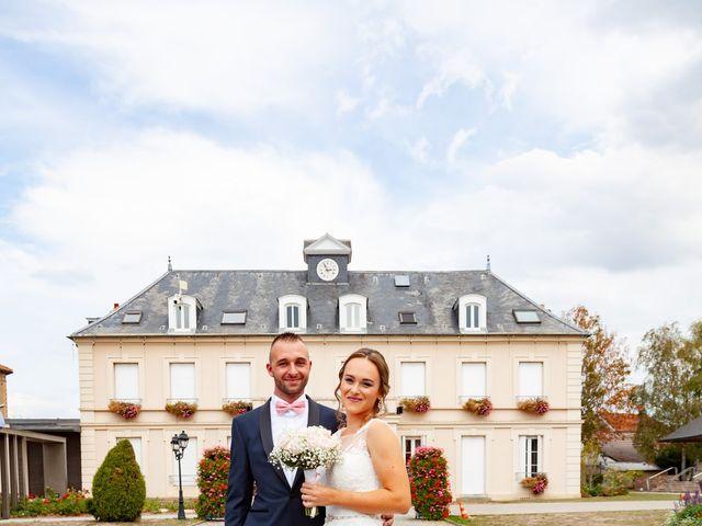 Le mariage de Texeira et Cléa à Gretz-Armainvilliers, Seine-et-Marne 18