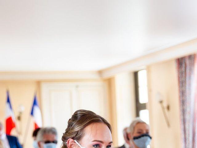 Le mariage de Texeira et Cléa à Gretz-Armainvilliers, Seine-et-Marne 20