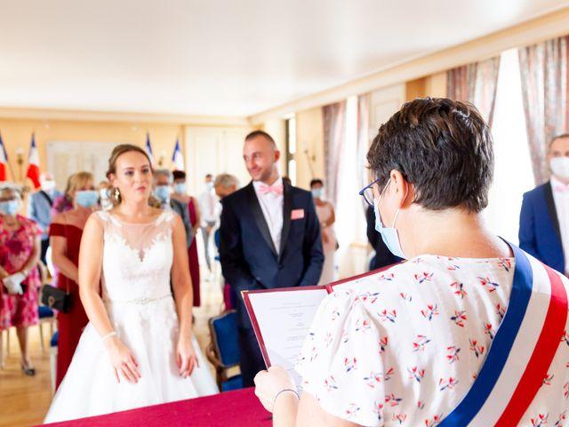 Le mariage de Texeira et Cléa à Gretz-Armainvilliers, Seine-et-Marne 22