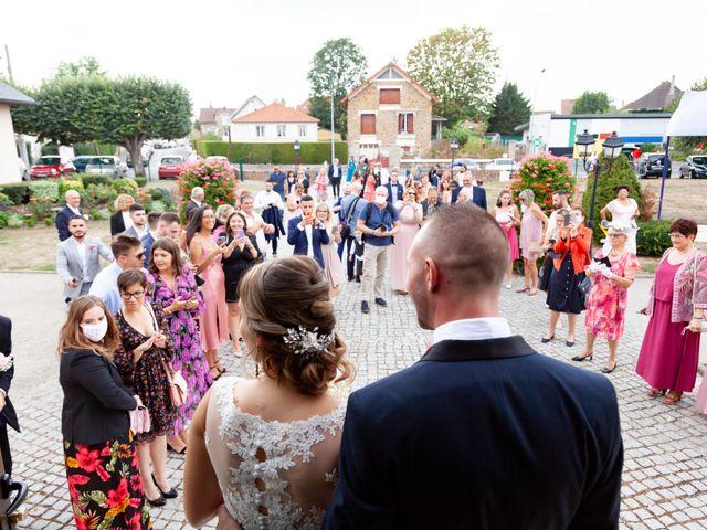 Le mariage de Texeira et Cléa à Gretz-Armainvilliers, Seine-et-Marne 23