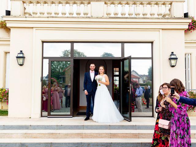 Le mariage de Texeira et Cléa à Gretz-Armainvilliers, Seine-et-Marne 24