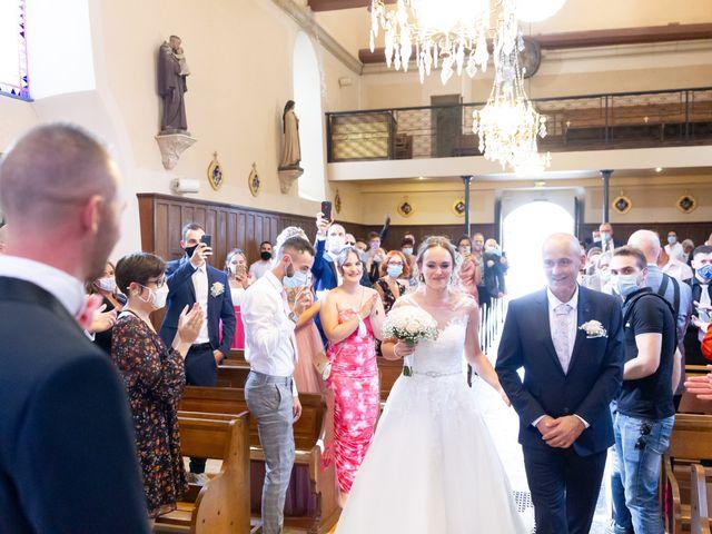 Le mariage de Texeira et Cléa à Gretz-Armainvilliers, Seine-et-Marne 27