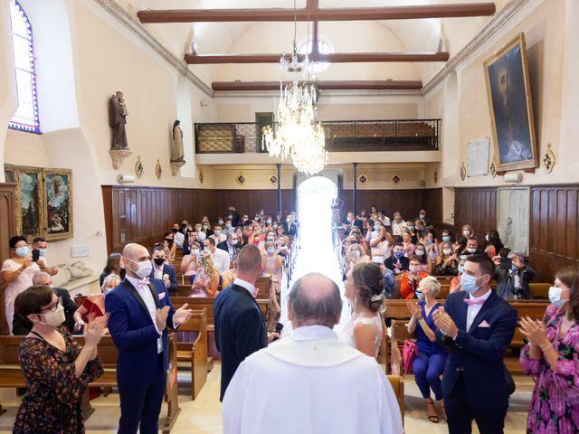 Le mariage de Texeira et Cléa à Gretz-Armainvilliers, Seine-et-Marne 28