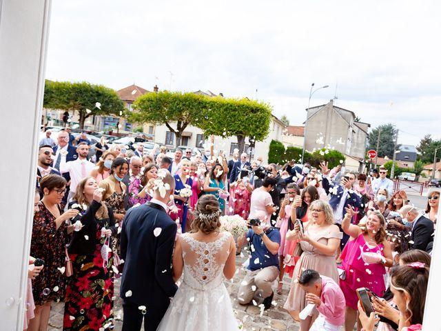 Le mariage de Texeira et Cléa à Gretz-Armainvilliers, Seine-et-Marne 31