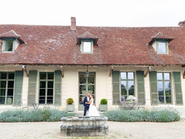 Le mariage de Texeira et Cléa à Gretz-Armainvilliers, Seine-et-Marne 37