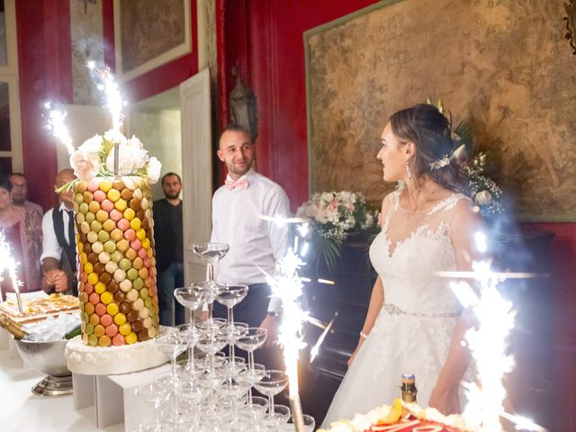 Le mariage de Texeira et Cléa à Gretz-Armainvilliers, Seine-et-Marne 44