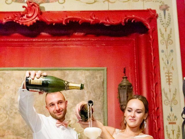 Le mariage de Texeira et Cléa à Gretz-Armainvilliers, Seine-et-Marne 45