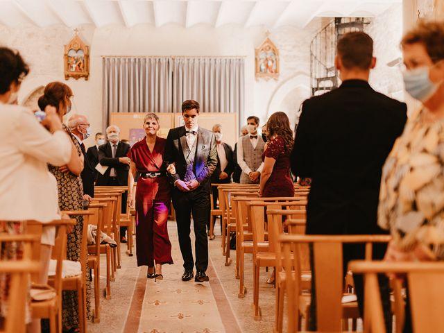 Le mariage de Alexandre et Romane à Prades-le-Lez, Hérault 1