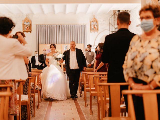 Le mariage de Alexandre et Romane à Prades-le-Lez, Hérault 2