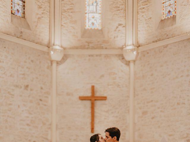 Le mariage de Alexandre et Romane à Prades-le-Lez, Hérault 16