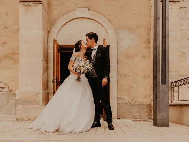 Le mariage de Alexandre et Romane à Prades-le-Lez, Hérault 17
