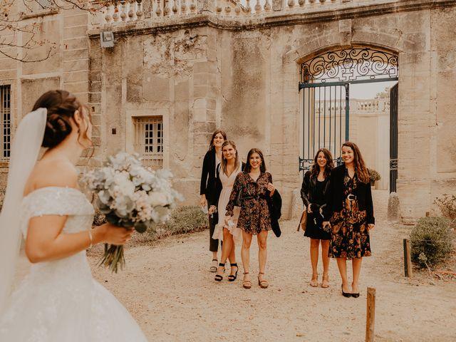 Le mariage de Alexandre et Romane à Prades-le-Lez, Hérault 27