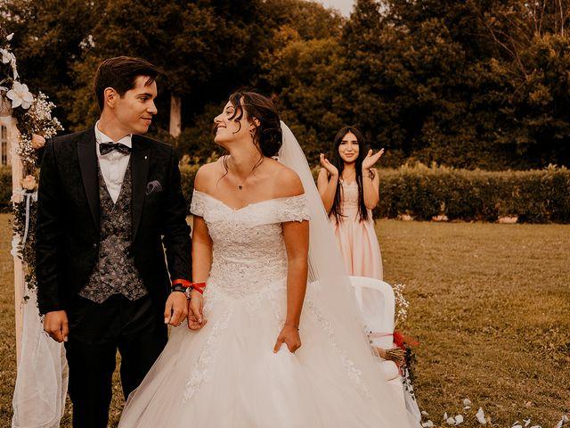 Le mariage de Alexandre et Romane à Prades-le-Lez, Hérault 35
