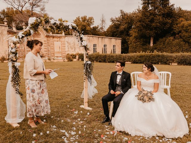Le mariage de Alexandre et Romane à Prades-le-Lez, Hérault 40
