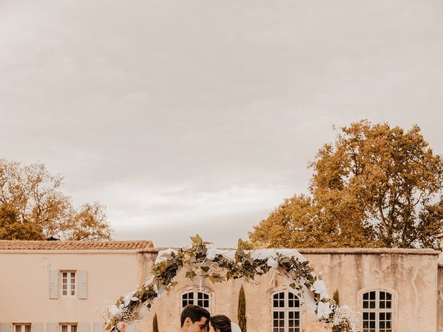 Le mariage de Alexandre et Romane à Prades-le-Lez, Hérault 41