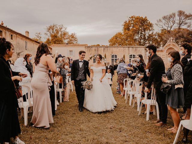 Le mariage de Alexandre et Romane à Prades-le-Lez, Hérault 43