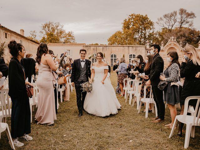 Le mariage de Alexandre et Romane à Prades-le-Lez, Hérault 44