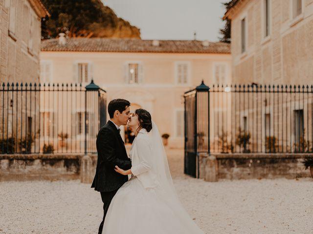 Le mariage de Alexandre et Romane à Prades-le-Lez, Hérault 54