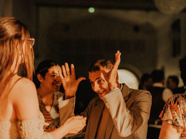 Le mariage de Alexandre et Romane à Prades-le-Lez, Hérault 84