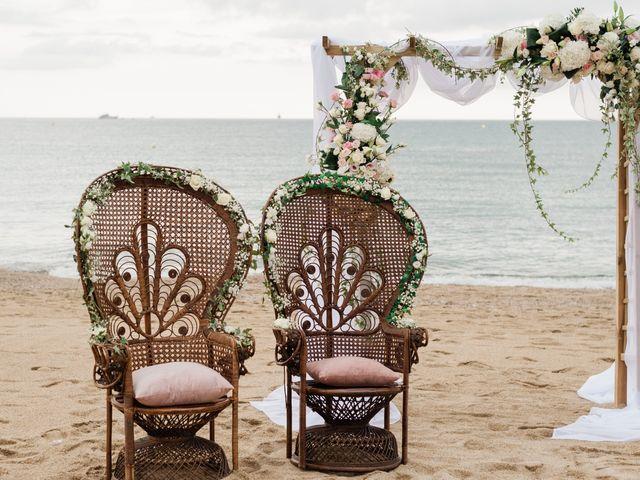 Le mariage de Stéphane et Elisa à Sainte-Maxime, Var 21