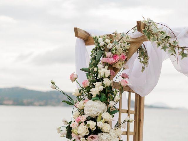 Le mariage de Stéphane et Elisa à Sainte-Maxime, Var 23