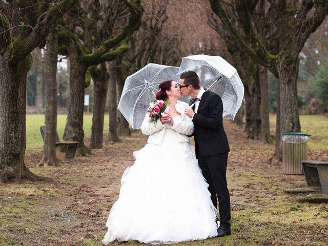 Le mariage de Fred et Lucile à Étréchy, Essonne 15