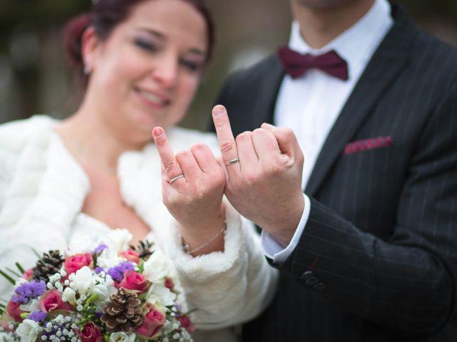 Le mariage de Fred et Lucile à Étréchy, Essonne 16