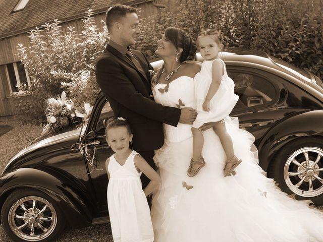Le mariage de Max et Nadia à Morannes, Maine et Loire 11