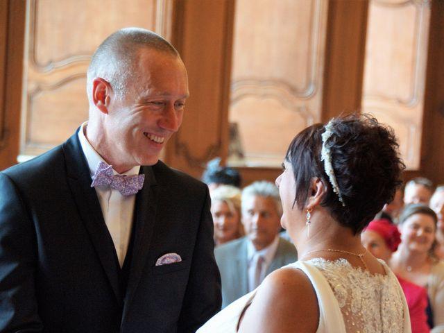Le mariage de Jacky et Céline à Caen, Calvados 12