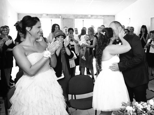 Le mariage de Joël et Lulu à Bessens, Tarn-et-Garonne 9
