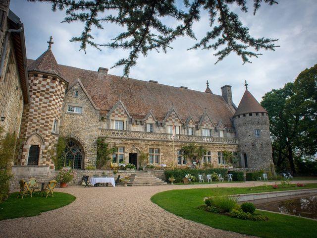 Le mariage de Julien et Alicia à Vigneulles-lès-Hattonchâtel, Meuse 1